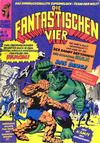 Cover for Die Fantastischen Vier (BSV - Williams, 1974 series) #22