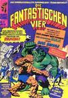 Cover for Die Fantastischen Vier (BSV - Williams, 1974 series) #22