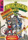 Cover for Die Fantastischen Vier (BSV - Williams, 1974 series) #23