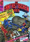 Cover for Die Fantastischen Vier (BSV - Williams, 1974 series) #25
