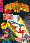 Cover for Die Fantastischen Vier (BSV - Williams, 1974 series) #28