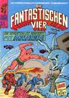 Cover for Die Fantastischen Vier (BSV - Williams, 1974 series) #30