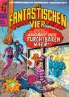 Cover for Die Fantastischen Vier (BSV - Williams, 1974 series) #33