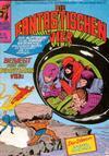 Cover for Die Fantastischen Vier (BSV - Williams, 1974 series) #35