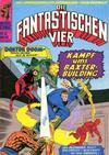Cover for Die Fantastischen Vier (BSV - Williams, 1974 series) #37