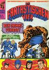 Cover for Die Fantastischen Vier (BSV - Williams, 1974 series) #38