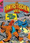 Cover for Die Fantastischen Vier (BSV - Williams, 1974 series) #40
