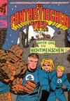 Cover for Die Fantastischen Vier (BSV - Williams, 1974 series) #41