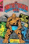 Cover for Die Fantastischen Vier (BSV - Williams, 1974 series) #47