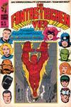 Cover for Die Fantastischen Vier (BSV - Williams, 1974 series) #50