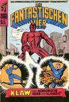 Cover for Die Fantastischen Vier (BSV - Williams, 1974 series) #52