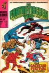 Cover for Die Fantastischen Vier (BSV - Williams, 1974 series) #69