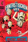 Cover for Die Fantastischen Vier (BSV - Williams, 1974 series) #71