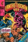 Cover for Die Fantastischen Vier (BSV - Williams, 1974 series) #72