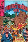 Cover for Die Fantastischen Vier (BSV - Williams, 1974 series) #80
