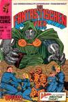 Cover for Die Fantastischen Vier (BSV - Williams, 1974 series) #82