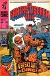 Cover for Die Fantastischen Vier (BSV - Williams, 1974 series) #87