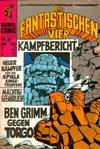 Cover for Die Fantastischen Vier (BSV - Williams, 1974 series) #88