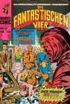 Cover for Die Fantastischen Vier (BSV - Williams, 1974 series) #92