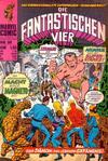 Cover for Die Fantastischen Vier (BSV - Williams, 1974 series) #98