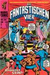 Cover for Die Fantastischen Vier (BSV - Williams, 1974 series) #100