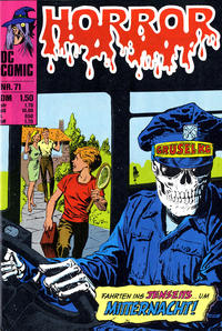 Cover Thumbnail for Horror (BSV - Williams, 1972 series) #71