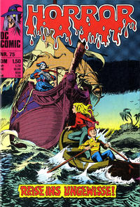Cover Thumbnail for Horror (BSV - Williams, 1972 series) #75