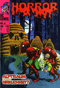 Cover for Horror (BSV - Williams, 1972 series) #81