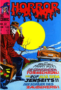 Cover Thumbnail for Horror (BSV - Williams, 1972 series) #82