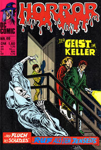 Cover Thumbnail for Horror (BSV - Williams, 1972 series) #86