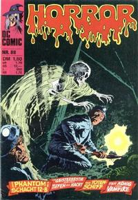 Cover Thumbnail for Horror (BSV - Williams, 1972 series) #88