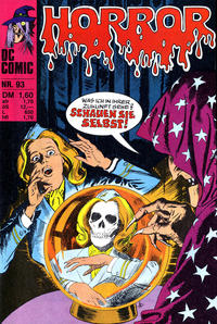 Cover Thumbnail for Horror (BSV - Williams, 1972 series) #93
