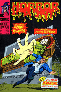 Cover Thumbnail for Horror (BSV - Williams, 1972 series) #94