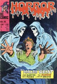 Cover Thumbnail for Horror (BSV - Williams, 1972 series) #95