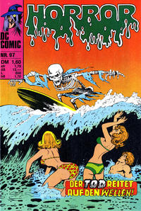 Cover Thumbnail for Horror (BSV - Williams, 1972 series) #97