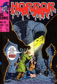Cover Thumbnail for Horror (BSV - Williams, 1972 series) #98
