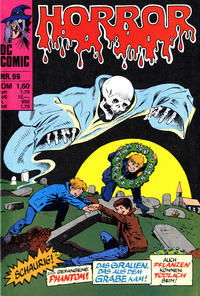 Cover Thumbnail for Horror (BSV - Williams, 1972 series) #99