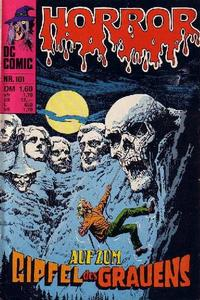 Cover for Horror (BSV - Williams, 1972 series) #101