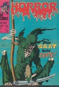 Cover Thumbnail for Horror (BSV - Williams, 1972 series) #105