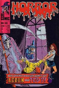 Cover for Horror (BSV - Williams, 1972 series) #108