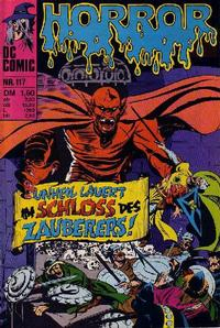 Cover Thumbnail for Horror (BSV - Williams, 1972 series) #117
