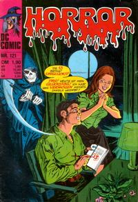 Cover Thumbnail for Horror (BSV - Williams, 1972 series) #121