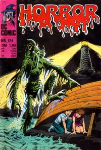 Cover Thumbnail for Horror (BSV - Williams, 1972 series) #124