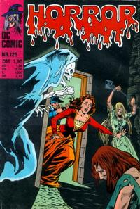 Cover Thumbnail for Horror (BSV - Williams, 1972 series) #125