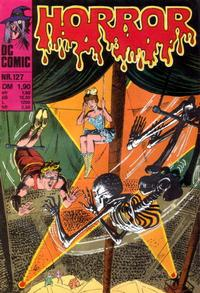 Cover Thumbnail for Horror (BSV - Williams, 1972 series) #127
