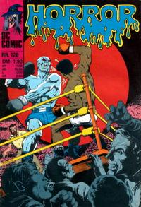 Cover Thumbnail for Horror (BSV - Williams, 1972 series) #128