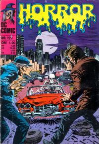 Cover Thumbnail for Horror (BSV - Williams, 1972 series) #129