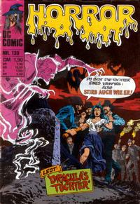 Cover Thumbnail for Horror (BSV - Williams, 1972 series) #130