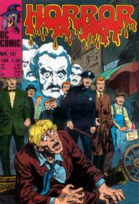 Cover Thumbnail for Horror (BSV - Williams, 1972 series) #131