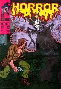 Cover Thumbnail for Horror (BSV - Williams, 1972 series) #135
